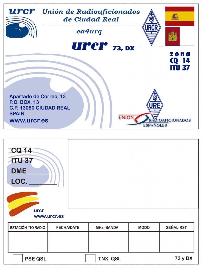 QSL Card EA4URQ