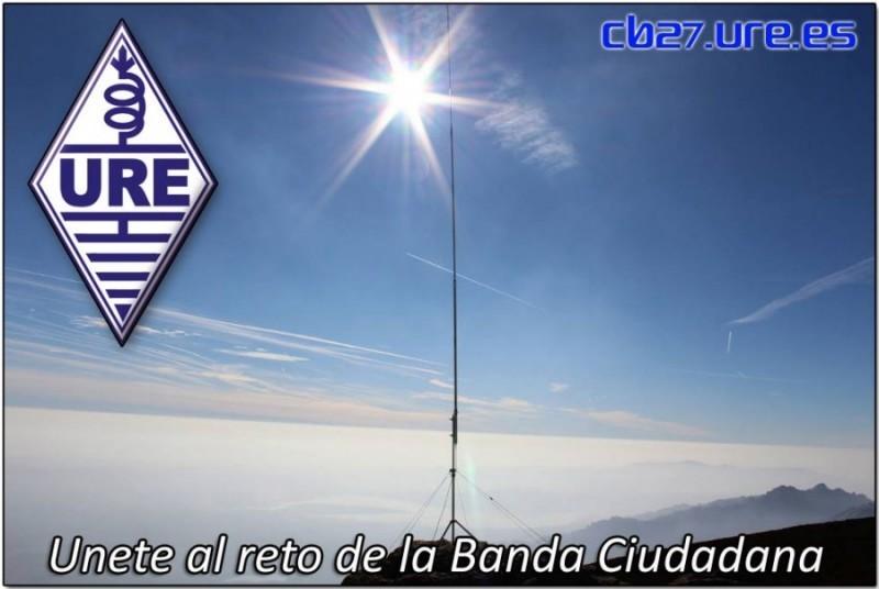 Unete al reto de la Banda Ciudadana.