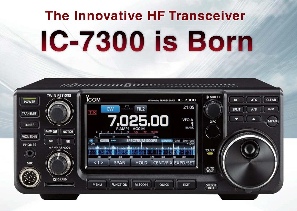 ICOM_IC7300_RADIO